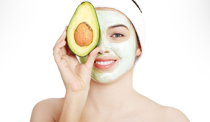 Eggs, bananas, and avocados will tighten and exfoliate your skin
