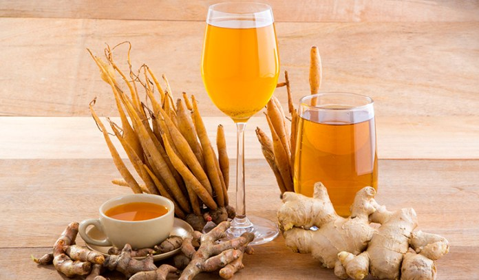 Ginger, garlic, and turmeric are highly effective anti-inflammatory agents