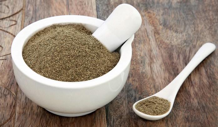 Helps neutralize the taste of sugar