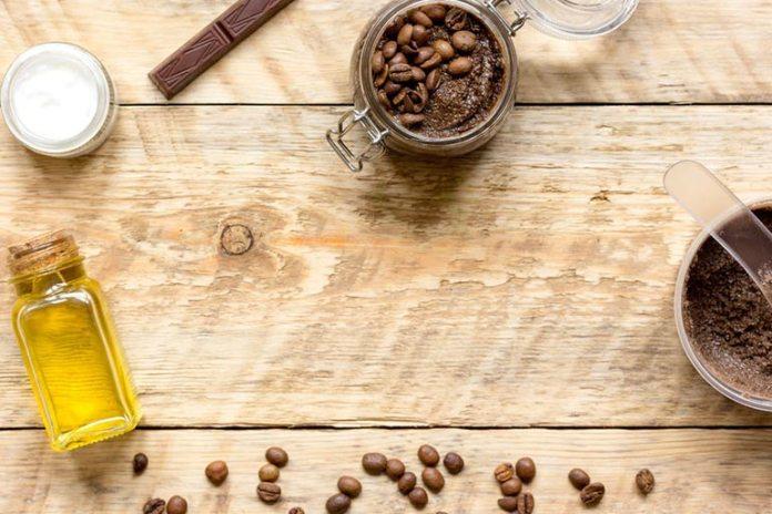 Coffee eye cream can help treat dark circles