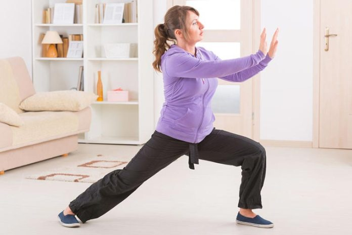 Tai Chi can relieve arthritis pain
