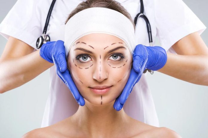 Never use a body scrub on the skin that is recovering from a medical or cosmetic surgery