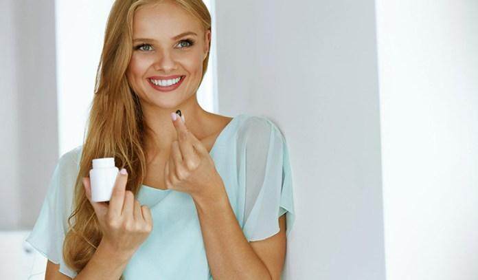 Calcium, vitamin b 6, magnesium, vitamin E and potassium can alleviate PMS symptoms.