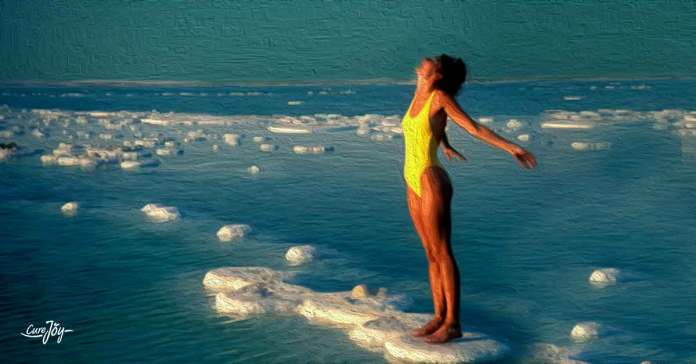 A healing bath with essential oils and sea salt can cleanse your chakra system