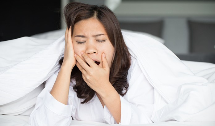 Sleep deprivation fires up grelin, the hunger hormone, and causes overeating.