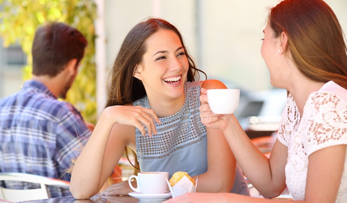 Being sociable has positive effects on health and wellbeing