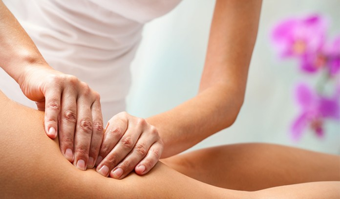 Get regular massages to reduce cellulite
