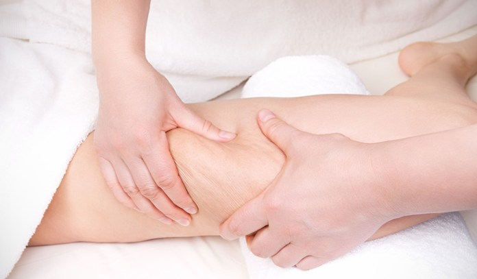 massage from a therapist that has had experience in dealing with swelling and edema can help solve fluid retention.