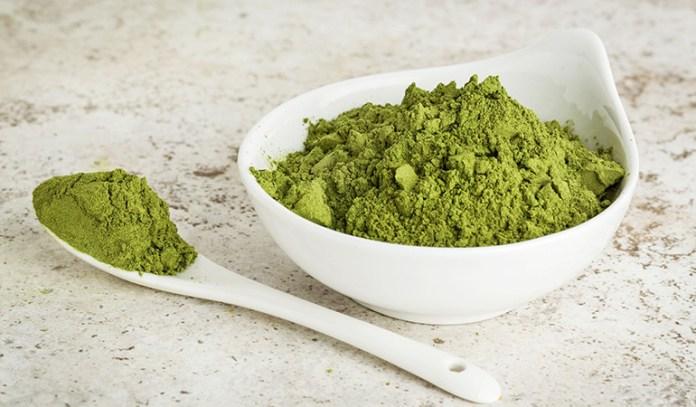 Moringa powder has anti-microbial elements