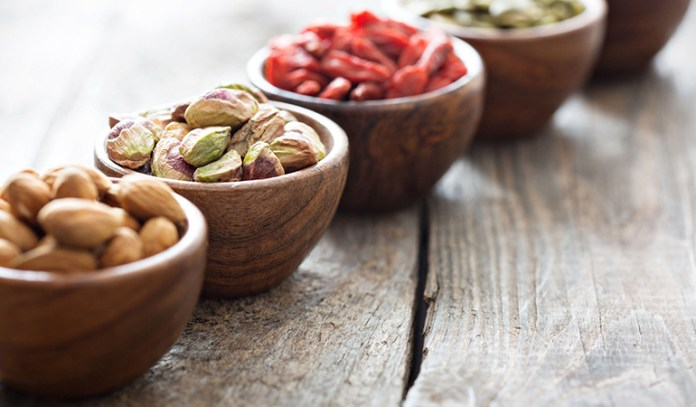 Nuts and seeds are anti-inflammatory and cause weight loss by making you satiated