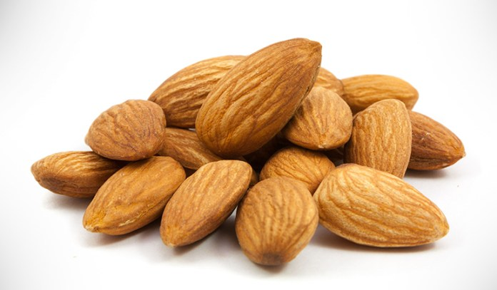 Nuts add energy and healthy fats.