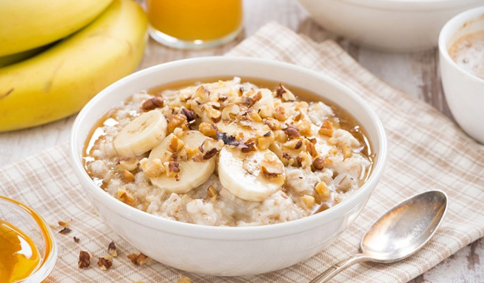 Oatmeal reduces abdominal fat, waist-to-hip ratio, and overall body fat