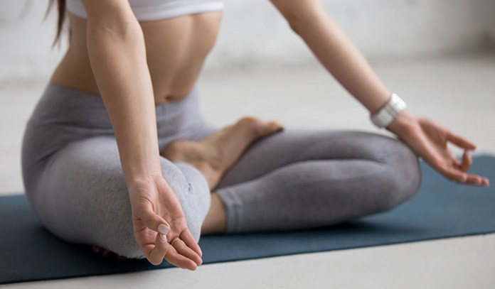 Yoga can reduce your risk of breast cancer.