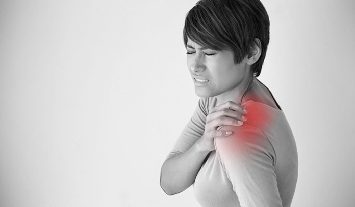 Some people may feel pain in jaw, shoulders, or arms before a heart attack