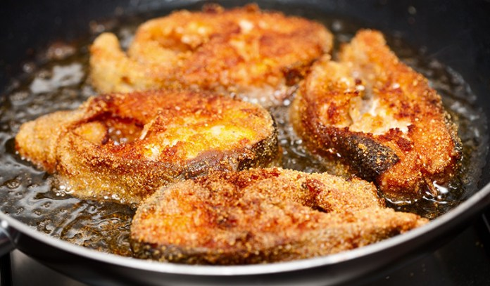 Pan frying can create potentially carcinogenic compounds