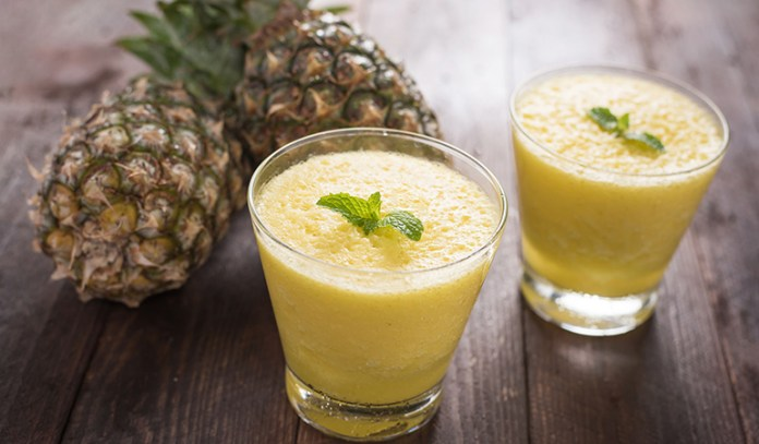 Apart from reducing inflammation, pineapples can cause weight loss as well