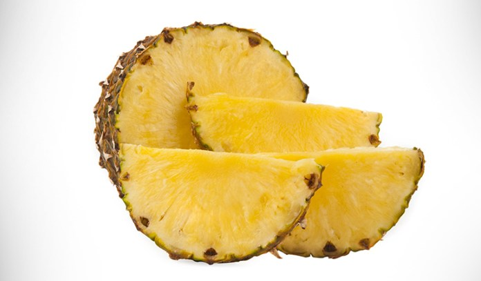 Pineapple Is Rich In Bromelain