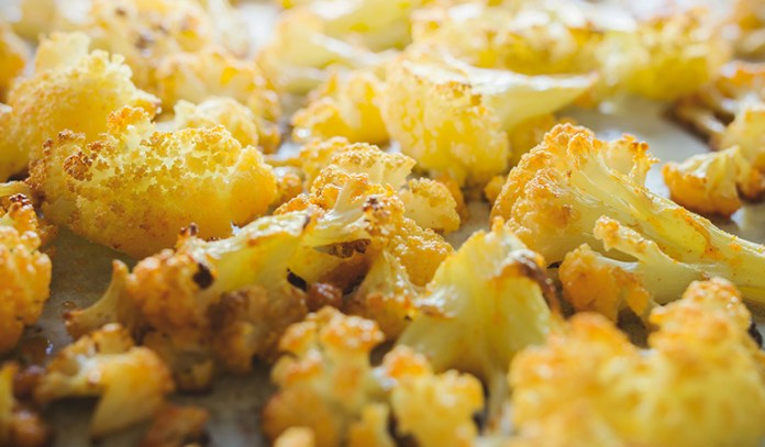 These roasted cauliflowers are flavorful and easy