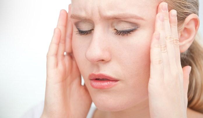 signs of a brain aneurysm or hemorrhage