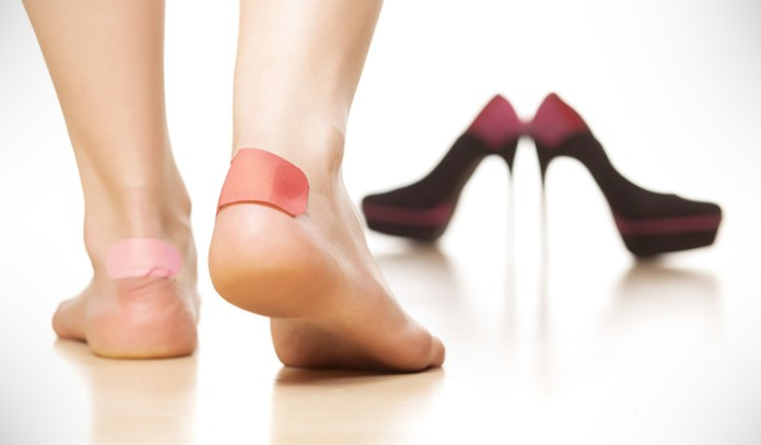 Shoe Bite Is A Health Issue Women Face