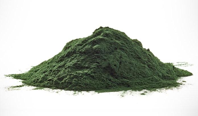 Spirulina is rich in fiber