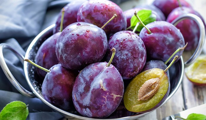 Stonefruits like peaches, plums, and apricots are rich in antioxidants and can help prevent chronic disease.