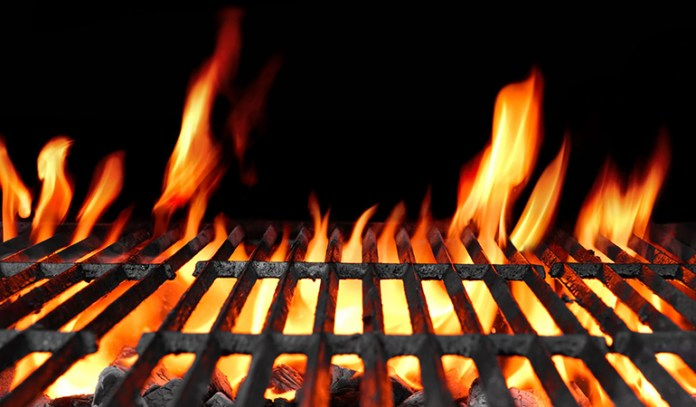 Cooking at high temperatures can release carcinogens