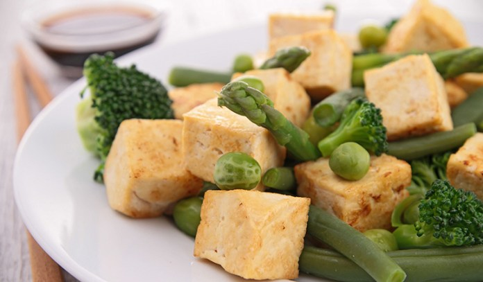 Tofu can reduce the risk of stroke