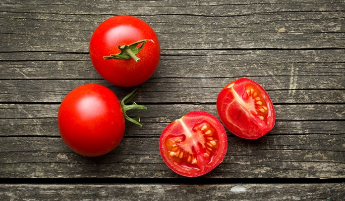 Tomatoes are rich in vitamin A and antioxidants and are a must for an alkaline diet.