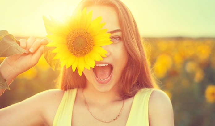 Vitamin D from sun exposure helps to restore your mood