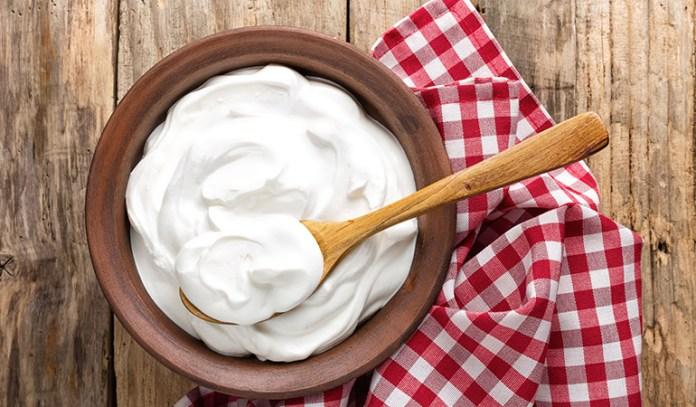 Yogurt can reduce the risk of stroke