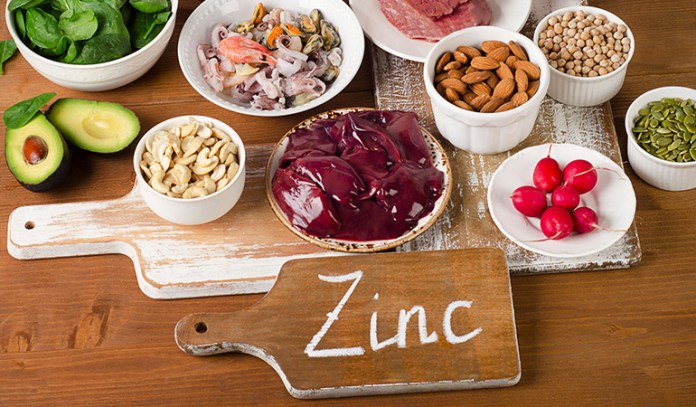 Zinc Is Important For Healthy Hair Growth