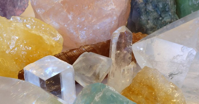how to use crystals for home protection