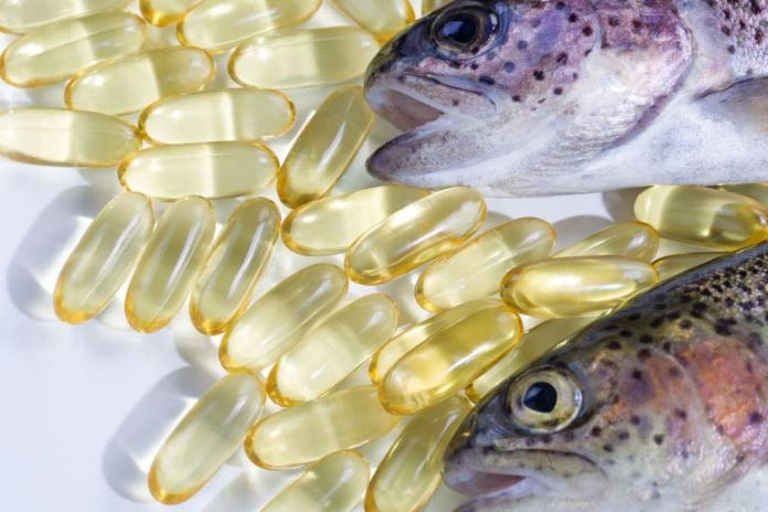 Fish oil is rich in omega-3 fatty acids, which can lower hypertension