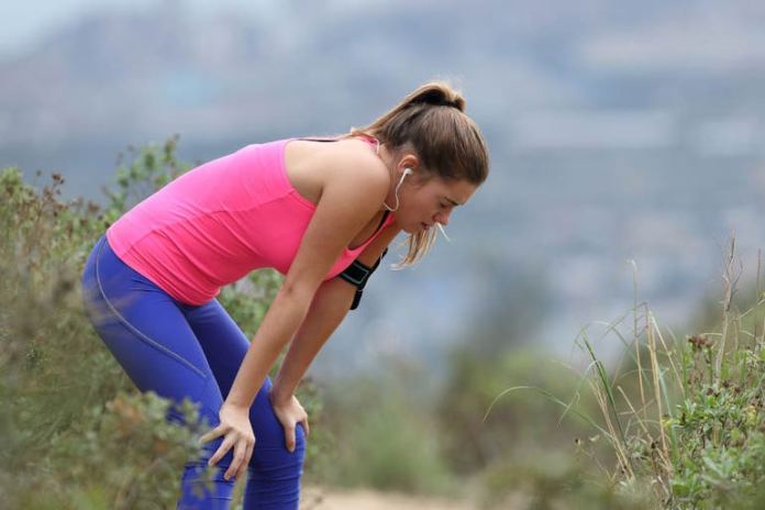 Heart rate settles down quickly in people who are physically fit.