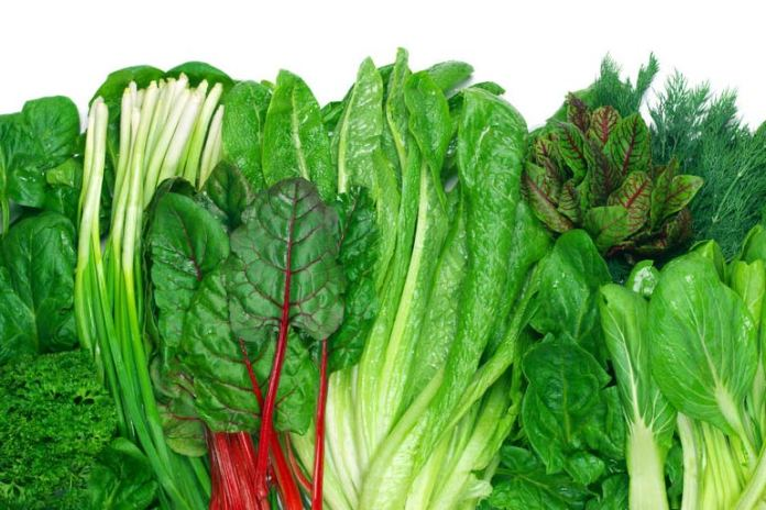 Greens and cruciferous veggies contain a good amount of minerals