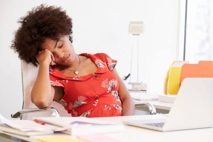 Fatigue and weakness are signs of magnesium deficiency.