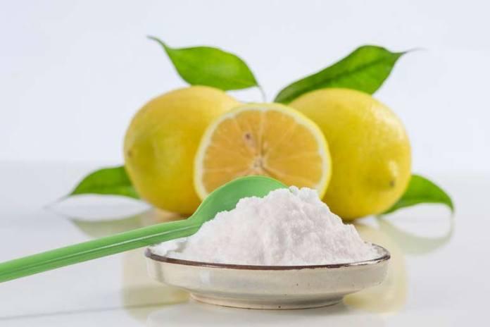 Baking Soda And Lemon Juice Can Lighten Dark Spots