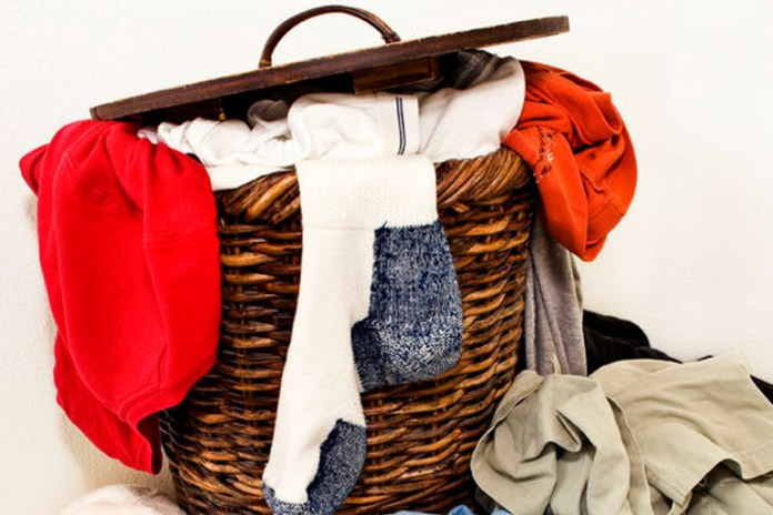 Musky scents linger when wet clothes are worn too long.