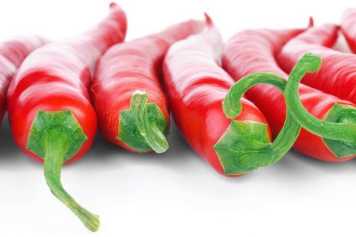 Spicy peppers can help you lose weight