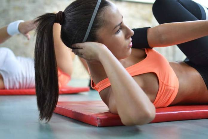 Physical exercise helps relieve anxiety