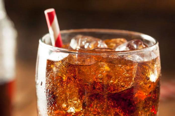 Soda and packaged fruit juice can cause cancer.