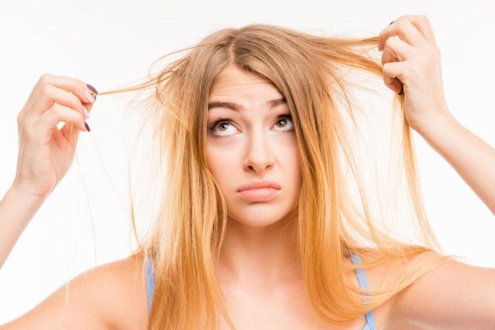 Castor oil conditions hair