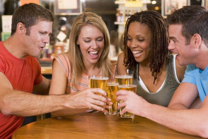 Alcohol disrupts your internal body clock