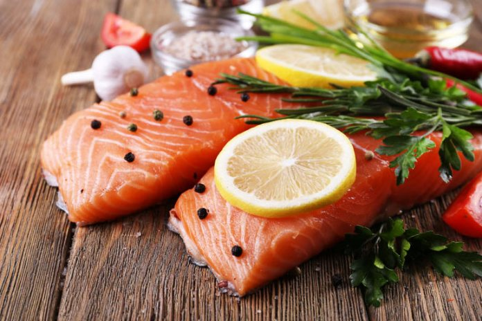 Salmon is rich in vitamin D, which is essential to prevent a cold