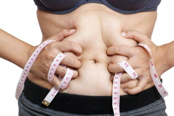If you carry extra weight around your waist, you could be unfit.