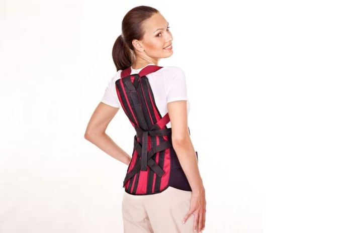 posture corrector brace for the neck