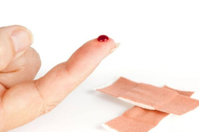 The oil helps to enhance wound healing