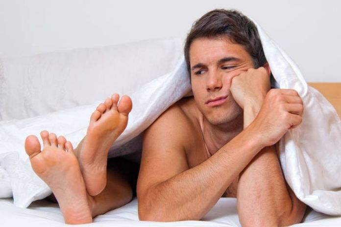 Insufficient sleep can cause a low sex drive