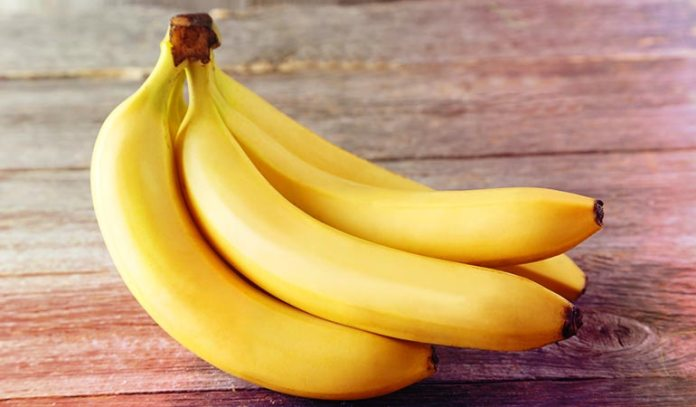 Bananas are rich in melatonin and magnesium